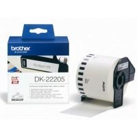 BROTHER DK-22205 / DK22205 (black on white)