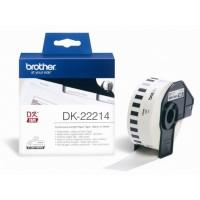BROTHER DK-22214 / DK22214 (black on white)
