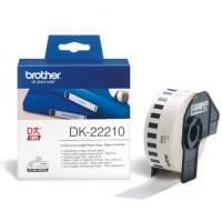 BROTHER DK-22210 / DK22210 (white)