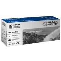 BLACK POINT LBPPH49X / Q5949X (black)