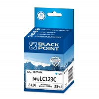 BLACK POINT BPBLC123C / LC-123C (cyan)