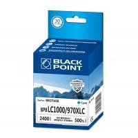 BLACK POINT BPBLC1000/970XLC / LC-1000/970C (cyan)