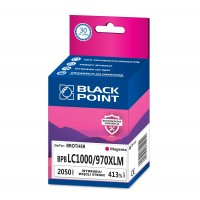 BLACK POINT BPBLC1000/970XLM / LC-1000/970M (magenta)
