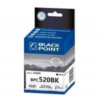 BLACK POINT BPC520BK / PGI-520BK (black)