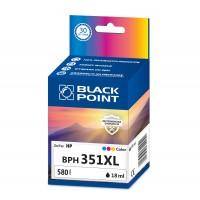 BLACK POINT BPH351XL / CB338EE (cyan, magenta, yellow)