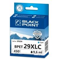 BLACK POINT BPET29XLC / C13T29924012 (cyan)