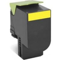 LEXMARK / 80C2HYE / (yellow)